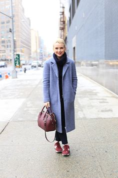 How To Attend NYFW - Poor Little It Girl