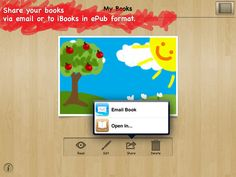 My Story - great app for kids for digital storytelling.