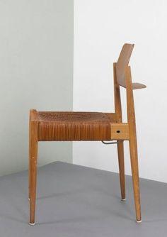 SE119 Church Chair by Egon Eiermann for Wilde & Spieth 10