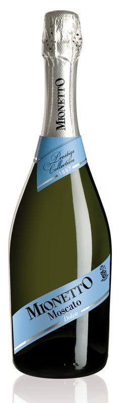 Mionetto Moscato Dolce - Our sweet bubbly http://www.mionettousa.com/moscato-dolce.php