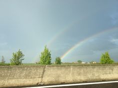 double rainbow near Bologna IT