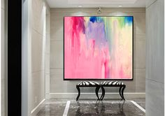 """Vivid abstract paintings produced on commission by Anne-Maree Wise. This piece is called """"Carnival"""" Abstract Paintings, Carnival, Contemporary, Artist, Artwork, Design, Work Of Art, Auguste Rodin Artwork, Carnavals"""