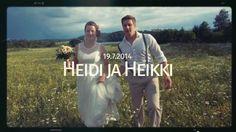 of Heidi ja Heikki 2014 Weddings, Wedding, Marriage, Mariage