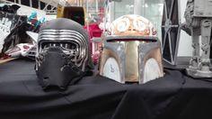 Casco de Kylo Ren y Mandaloriano de la orden 66 #orden66 #StarWars #R2D2 #imperialforces #rebelforces #jedi #darthvader #BB8 #C3po #otaku #cosplay #anime #game #gaming #gamer #fans #cinema #film #computer #3dprinter #laptop #arduino #leds #art #animeart #disney #lucasfilm #robot #droid #tropakorriban by esp_robotics