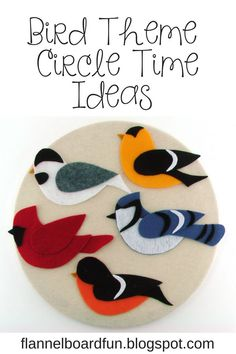 Looking for ideas for preschool circle time activities? Find flannel board ideas and preschool and toddler classroom activities here. Preschool Songs, Preschool Literacy, Preschool Themes, Early Literacy, Kids Songs, Toddler Themes, Toddler Activities, Flannel Board Stories, Flannel Boards