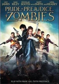 Pride and Prejudice and Zombies (Horror)