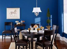 home blue painting designs walls
