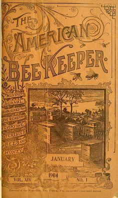 American Bee Keeper via Flickr