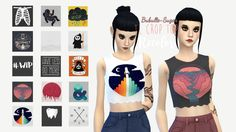 works, just get the mesh. both the original and recolors are beautiful. Sims 4 Mm Cc, Sims Four, Sims 4 Clothing, Clothing Tags, Sims 4 Cas Mods, Maxis, Sims 4 Characters, Play Sims, Sims 4 Cc Finds