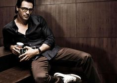 Image result for arjun rampal coffee
