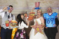 Photocall EEUU: ¡Un viaje con los yanquis! - Kids Outdoor Play, Just Married, Anniversary, Princess Zelda, Costumes, Wedding, Zumba, Cricut, Party