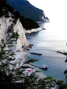 Today there isn't best place, than Numana coast and Conero riviera, #Marche #Italy