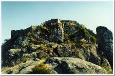 Castelo de Castro Laboreiro ou Laboredo - Melgaço - Viana do Castelo