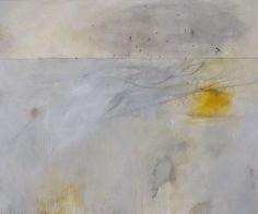 "Steven Seinberg, Emerge IV. Oil on canvas, 60"" x 50"""