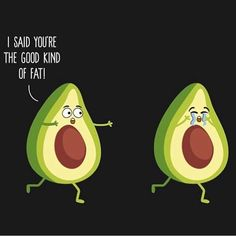 Love this Its so true! I feel like Ive been defending avocados brain boosting essential fattyness for years! Good fats good nutrients good calories!! My favourite Food #favorite #avocado #avocadotoast #cafeculture #brunch #breakfast #goodfats #essentialfattyacids #healthybrain #healthybreakfast