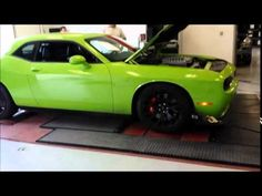 K&N Air Filter s hosts the 2015 Dodge Challenger Hellcat First Released Dyno Run With Dyno Numbers #KNfilters #hellcat