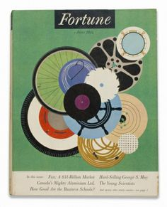 Fortune cover from the period 1933 to 1969