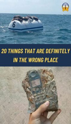 As we all fumble our way through life and pretend to be functioning adults as best as we can, there are a lot of strange things that happen in the world that only make life more confusing! More often than not, these things happen when we're out of our comfort zone, so here are 12+ things that are a long way from home!
