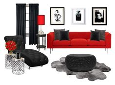 """""""Untitled #312"""" by leopardandbling on Polyvore featuring interior, interiors, interior design, home, home decor, interior decorating, Royal Velvet, Aniza, Betsey Johnson and Giclee Glow"""