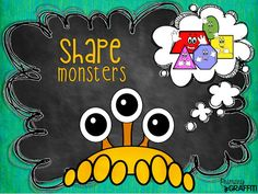 Shape Monsters (Updated)