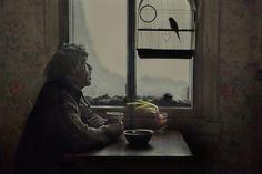 Evgenia Arbugaeva, from the series 'Weatherman'