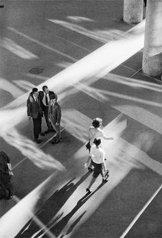 luzfosca: ? René Burri Ministry of Health, 1960 ?