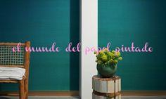 FOREVER Un auténtico shantung de seda mural artesanal, refinado, elegante, resplandeciente de colores.