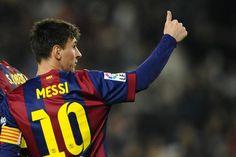 Lionel Messi Jadi Latah Warnai Rambut Jadi Pirang