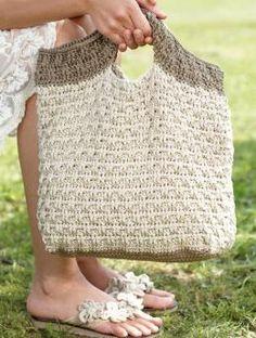 Free Crochet bag pattern