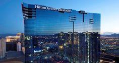 Elara, a Hilton Grand Vacations Hotel-Center Strip, NV - Elara at Night