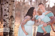Jennifer and Ryan – Family Session