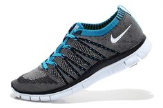 new arrival 9fa1c aa959 Fashion Sale Nike Free Flyknit Men Grey Blue Black White Running Shoes  Online have been ahead of other shoes products in the sales and market  demand.