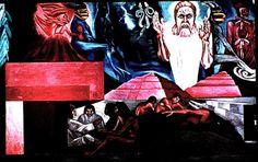 Reconocen en EU mural de Orozco. El mural de José Clemente Orozco (1883-1949) Épica de la civilización americana fue designado Sitio Nacional Histórico por el gobierno de los Estados Unidos