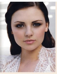 Simple. Sexy. Sultry. #wedding #makeup