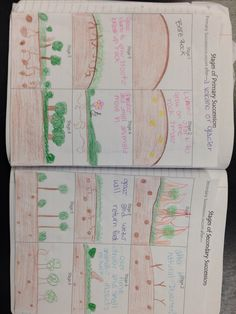 Today we did an activity on primary and secondary succession.  This activity reminded me that taking pages or even a page of written notes is not necessarily the best way to transmit information to...