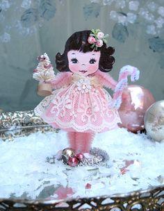 Vintage Inspired Christmas SuGaR SwEeT Christmas by saturdayfinds, $14.00