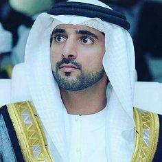 HH Sheik Hamdan bin Mohammed bin Rashid Al Maktoum.
