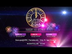 Happy New Year Flyer | After Effects template