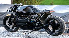 Visit the post for more. Bmw Cafe Racer, Cafe Racers, Cafe Bike, Bmw Motorcycles, Custom Motorcycles, Bmw Motorbikes, Custom Bikes, K100 Bmw, Womens Motorcycle Fashion