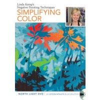 Linda Kemp's Negative Painting Techniques: Simplifying Color…
