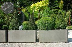 Extra Large Rectangular Outdoor Planter Pots