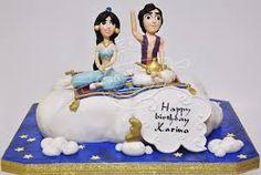 cake inspiration www.sweetsecretsdubai.com Celebration Cakes, Birthday Celebration, Jasmine Birthday Cake, Aladdin Cake, Character Cakes, Disney Cakes, Kid Movies, Third Birthday, Arabian Nights
