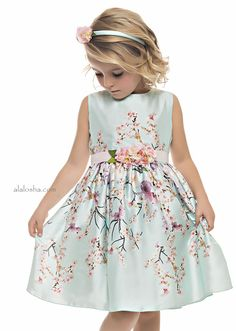 ALALOSHA: VOGUE ENFANTS: Lesy SS'15 collection is an injection of pure fashion!