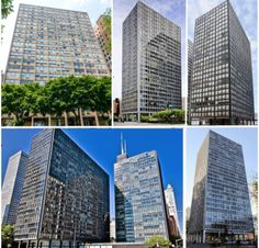 Curbed Comparisons: Mies on the Market: Five Units in Historic Modernist Towers