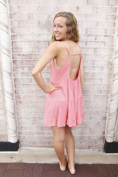 fortuityinc - Darling in Ruffles Dress • Pink, $32.00