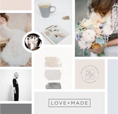 Kristen Wood | Moodboard Curated by Rowan Made