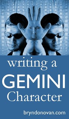 A Gemini character will always shake up your story! #writingtips #zodiac || Writing
