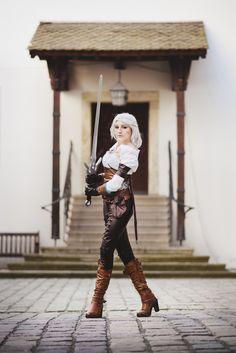 cosplayer - Juriet Cosplay character - Ciri from The Witcher 3 Wild Hunt photographer - Lukáš Blažek