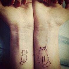 I really like the fat cat.