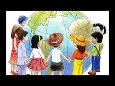 Dünya Çocuk Günü Şarkısı / Çocuk Şarkıları (Altyazılı) - YouTube